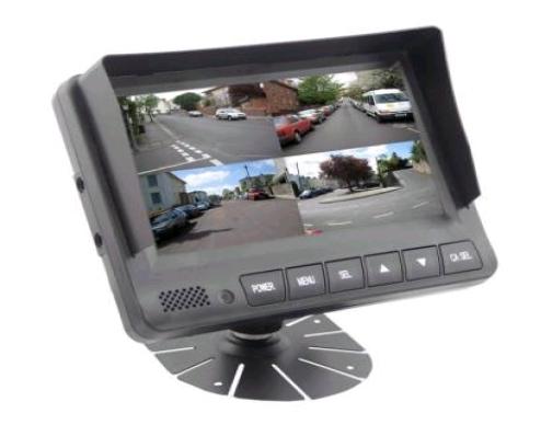 r ckfahrkamera rvc7040n mit 7 0 39 39 monitor shoppingplanet. Black Bedroom Furniture Sets. Home Design Ideas