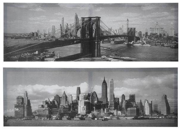 skyline von new york shoppingplanet. Black Bedroom Furniture Sets. Home Design Ideas